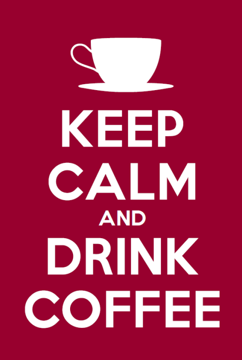 KeepCalmCoffee