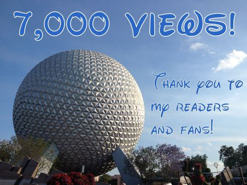 7000views