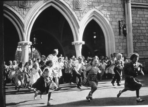 Opening Day, Disneyland