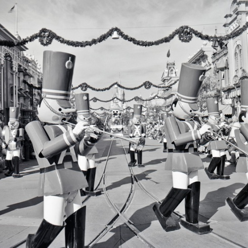While the parade's name has varied through the years, one thing has always remained the same – the holiday cheer it brings to guests every holiday season.