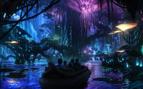 The awe-inspiring land of floating mountains, bioluminescent rainforests and soaring Banshees will become real for Disney guests to see, hear and touch.